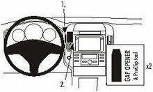 Brodit AB dla Clip do Toyota Corolla Verso 04-09 853477