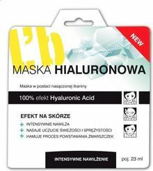 Lbiotica Kolagen Maska z kwasem hialuronowym w postaci nasączonej tkaniny 1szt.