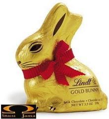 Lindt Królik czekoladowy - Gold Bunny 200g 460_20110317152205