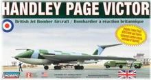 Lindberg Samolot Handley Pace Victor 70565