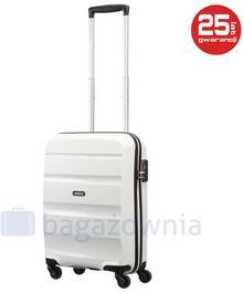 Samsonite AT by Mała walizka kabinowa AT BON AIR 59422 Biała - biały