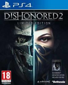 Dishonored 2 Edycja Limitowana PS4
