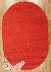 DywanStyl.pl Paint czerwony 200x290 Owal