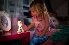 Disney Lampka nocna SoftPal OLaf przenośny świetlny przyjaciel (71768/08/16) Phi