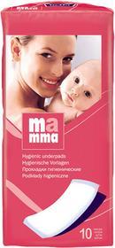 BellaPodkłady higieniczne poporodowe 10 szt Mamma BB-053-LZ10-002