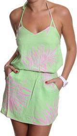Roxy Palma Visc różowo-zielony