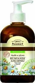 Green Pharmacy ELFA PHARM Mydło w kostce w plynie Rumianek lekarski