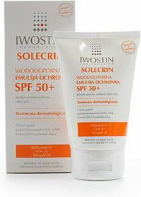 Iwostin Solecrin emulsja ochronna wodoodporna SPF50+ 100ml