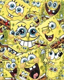 Spongebob, Pan Gąbka - Plakat