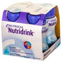 NUTRICIA Polska Sp. z o.o. NUTRICIA Polska Sp z o.o NUTRIDRINK O smaku neutralnym 4 x 125 ml 3054941