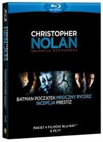 Pakiet reżyserski Christopher Nolan 6Blu-Ray)