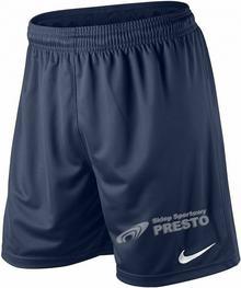 Nike Spodenki piłkarskie Park Knit - grantowy 448224410