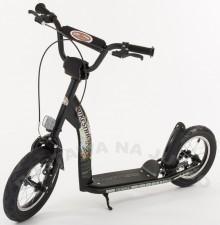 "BikeStar Hulajnoga 12"""" Luxus Bikestar Kolor Czarny"