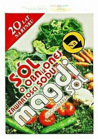 Manavita Magdisol - sól o obniżonej zawartości sodu 500g