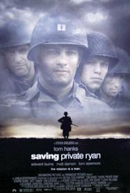 Saving Private Ryan / Szeregowiec Ryan - Tom Hanks, Matt Damon - Plakat