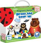 Ubierz Misia Dress a Bear Up Gra Magnetyczna