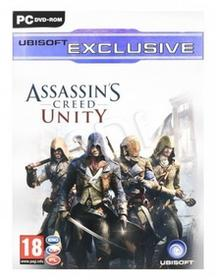 Assassins Creed Unity New Ubisoft Exclusive PC