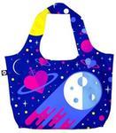 BG Berlin Eco torba na zakupy 3w1 BG Eco Bags - Cosmic Love BG001/01/103