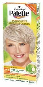 Schwarzkopf Palette Permanent Natural Colors 219 Popielaty Blond