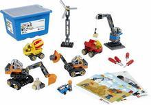 LEGO ZESTAW BUDOWA MASZYN 45002