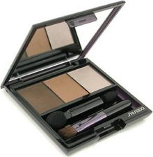 Shiseido Eyes Luminizing Satin Trio BR307 Strata