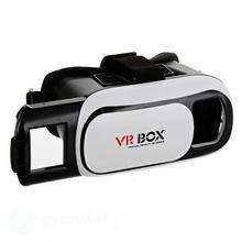 Gogle VR VR BOX Okulary 3d Vr Box 2.0 Ii Gogle + Pilot Do Telefonu / Smartfona Darmowy odbiór w 21 miastach!