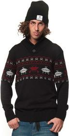 Horsefeathers HEY DUDE SWEATER (black)