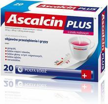 Polfa Ascalcin Plus 20 szt.