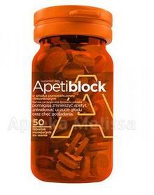 Aflofarm APETIBLOCK Smak pomarańczowo-limonkowy - 50 tabl. 3109061
