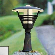 Solidna lampa na cokół Gemini