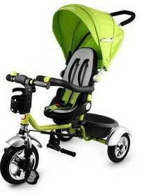 LIONELO Rowerek trójkołowy Tim zielony