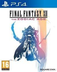 Cenega Final Fantasy XII The Zodiac Age PS4