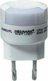 Megaman Światło nocne LED , 0,2 W,