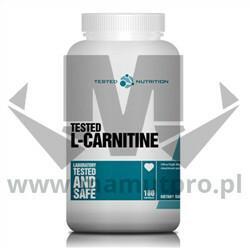 Tested Nutrition L-Carnitine 180kaps.