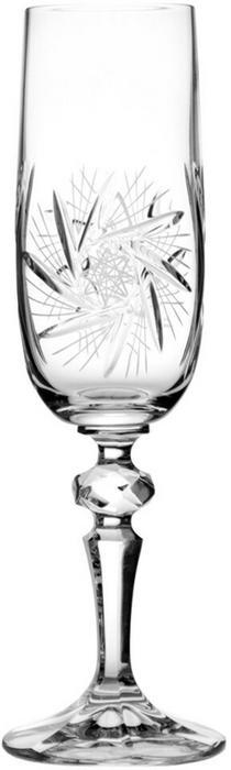 Crystal Julia Kieliszki kryształowe do szampana 6 sztuk 3605)