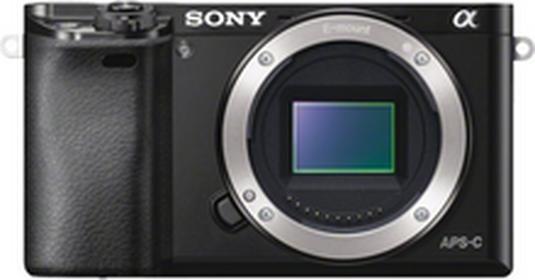 SonyA6000 + 16-50 kit czarny