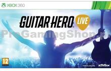 Guitar Hero Live + gitara Xbox 360