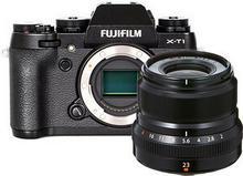 Fuji X-T1 + 23 WR czarny