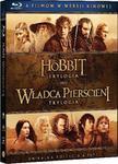 Śródziemie Kompletna kolekcja 6 filmów Blu-Ray) Peter Jackson