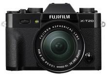 Fuji X-T20 + 16-50 czarny