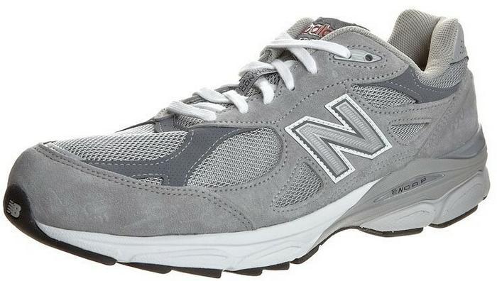 buy online 4d63c e13c7 New Balance M990 do biegania Stabilność szary 231801-60