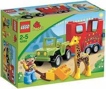 LEGO Duplo Pojazd cyrkowy 10550