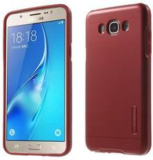 Samsung MOTOMO Etui Hybrid Case Galaxy J7 2016 - Red