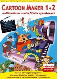 PWN Cartoon Maker 1 i 2: multimedialne studio filmów rysunkowych (pakiet)