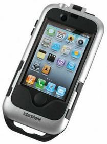 Cellular Line Uchwyt na kierownicę Apple iPhone 4/4s Silver SMIPHONE4SILVER