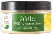 Your Natural Side Glinka żółta 100% naturalna 100g