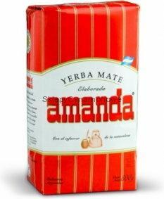 Yerba Mate Amanda 500g Klasyczna