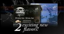 Bradley Smoker Brykiety a - Whiskey
