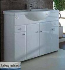 Elita Zestaw Szafka z umywalką Bahama 95 z szufladami ( 162220 + 145495 )