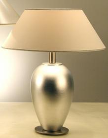 Hollander Holländer Holländer LAMBDA SPESSO lampa stołowa Srebrny, 1-punktowy 039 K 1244